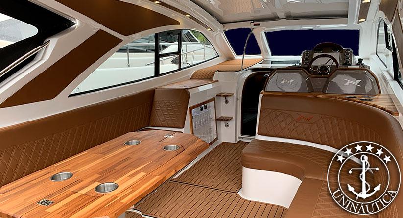 Lancha a venda NX 400 HT fabricada pela NX Boats barcos usados e seminovos