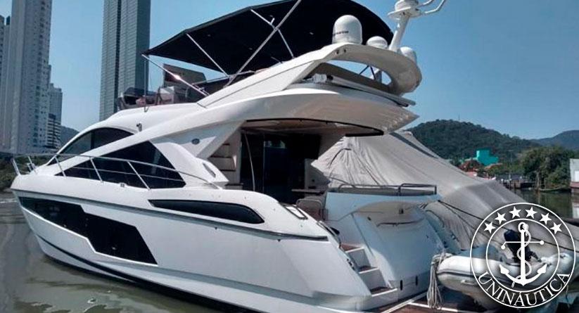 lancha a venda Sunseeker 600 ano 2015 barcos usados e seminovos