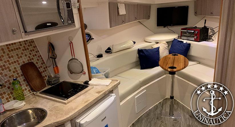 lancha a venda maxima 280 com dois motores barcos usados e seminovos