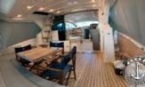 Lancha a venda Schaefer 510 estabilizador seakeeper e Volvo Penta IPS 600 HP barcos usados e seminovos