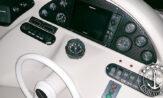lanchas a venda Intermarine 500 Full ano 2001 com dois motores Volvo Penta barco usado e seminovos