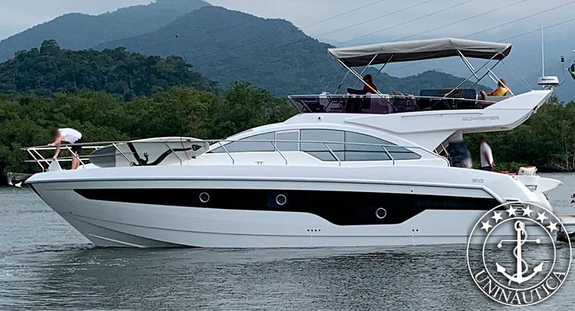 lancha a venda Schaefer 510 barcos usados e seminovos
